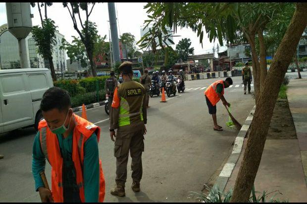 Wow! Total Denda Pelanggaran PSBB DKI Jakarta Capai Rp5,8 Miliar