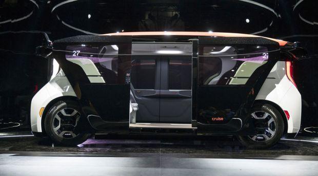Kembangkan Perangkat MaaS, HONDA Gandeng Cruise dan General Motors