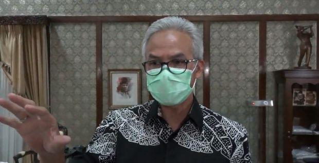 Gubernur Ganjar Pastikan Masyarakat Sekitar Merapi Aman dari Erupsi