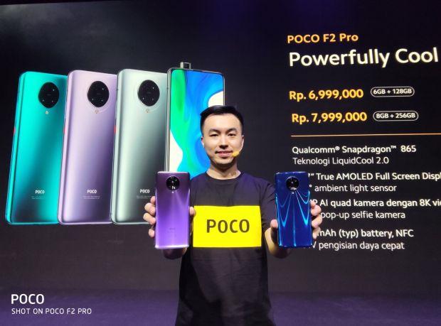 POCO, si Killer Brand Pengusik Pasar yang Tumbuh Cepat