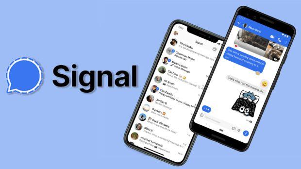 Mengenal Signal dan Syarat untuk Menggunakannya