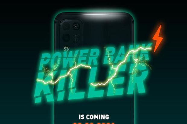 Dijuluki Power-bank Killer, Infinix Hot 10 Play Kebelet ...