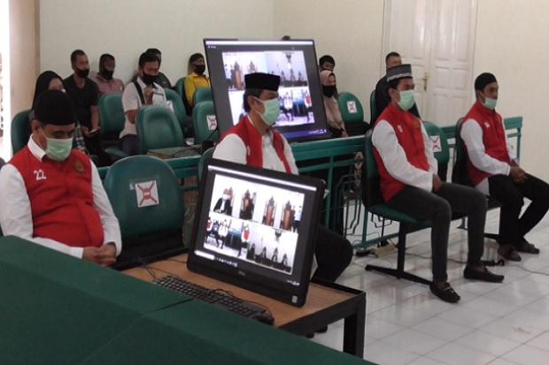 4 Anggota Klub Moge yang Aniaya Prajurit TNI di Bukittinggi Dituntut 1 Tahun Penjara