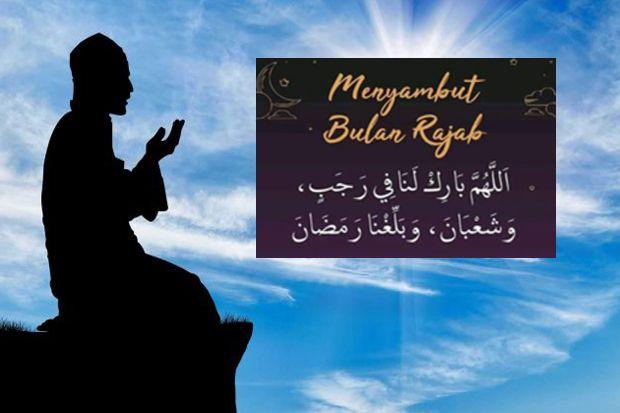 Menyambut Bulan Mulia Rajab, Ini Amalan Utama yang Diperintahkan Nabi