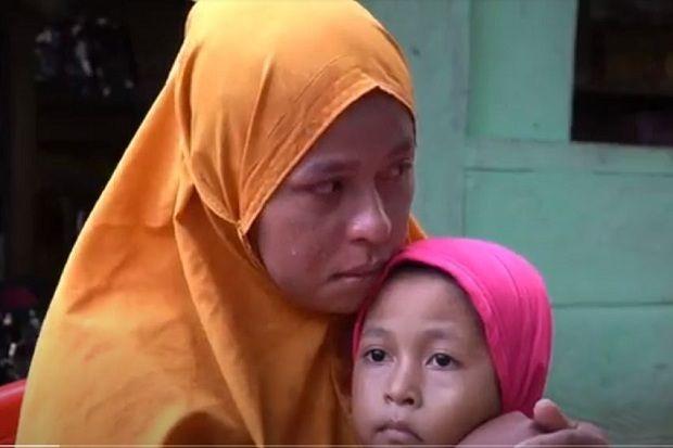 Bocah 5 Tahun Penderita Kelainan Usus di Kota Baubau Ini Butuh Uluran Tangan