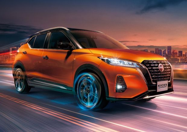 Nissan Kicks e-POWER Siap Penuhi Permintaan Pasar Indonesia