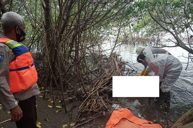 Pelajar Bekasi Ditemukan Membusuk di Pohon Mangrove Muaragembong