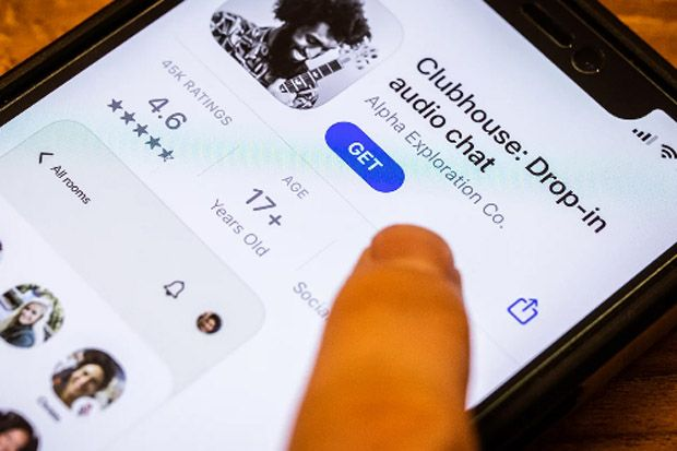 Hati-hati, Pengguna Clubhouse Rentan Diacak-acak Hacker China