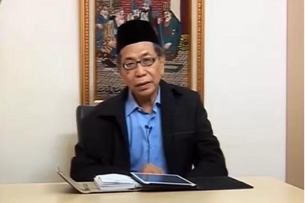 Ustaz Jalaluddin Rakhmat Mantan Dosen Unpad Meninggal Dunia