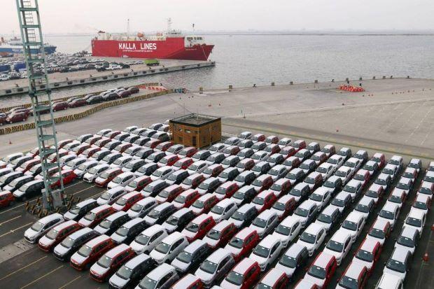 IPCC Ekspansi Layanan Pelabuhan untuk Mobil Toyota