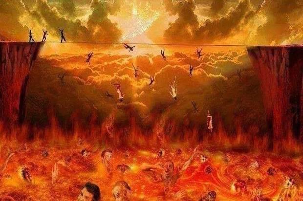 Disiksa Dalam Neraka Dahulu Baru Menikmati Surga, Begitukah?