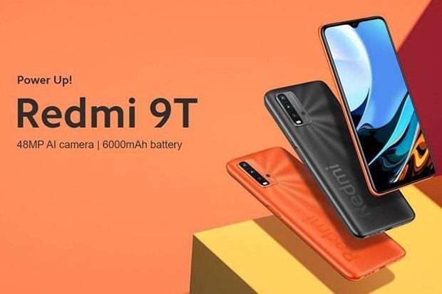 Xiaomi Redmi 9T Dikabarkan Masuk Indonesia, Yuk Intip Spesifikasinya