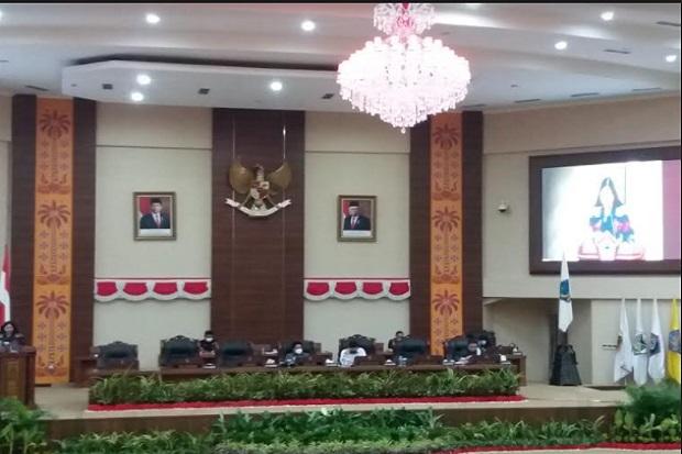 BK Rekomendasi JAK Berhenti dari Wakil Ketua dan Anggota DPRD Sulut
