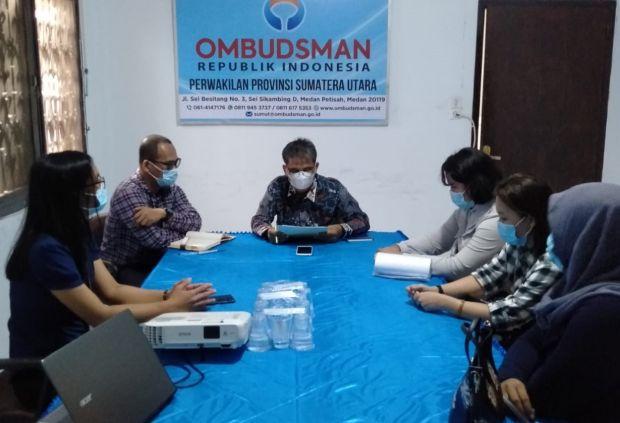 Insentif COVID-19 Tak Dibayar, Nakes RSU Pirngadi Mengadu ke Ombudsman