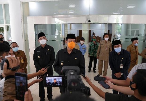 Di Masa Pandemi COVID-19, Investasi di Banten Lampaui Target