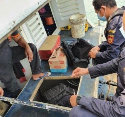 Bea Cukai Batam Gagalkan Penyelundupan Ratusan Elektronik dan Barang Ilegal