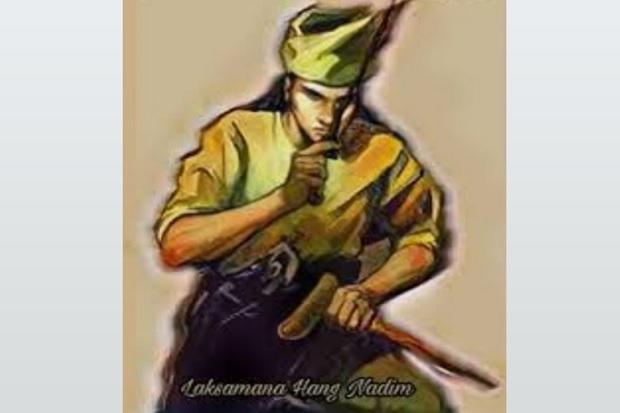 Hang Nadim Anak Hang Jebat, Laksamana Perang Hebat saat Melawan Portugis di Melaka