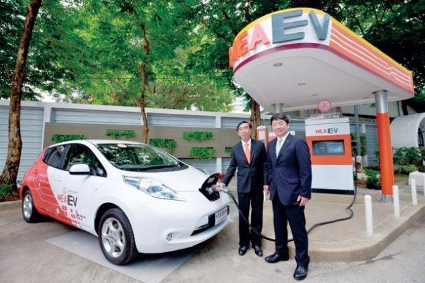 Lewati Indonesia Maybank Sebut Thailand Terdepan Soal Mobil Listrik