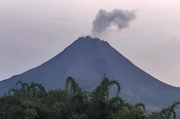 Semburkan Lava Pijar Sebanyak 9 Kali, Awas Aktivitas Merapi Masih Tinggi