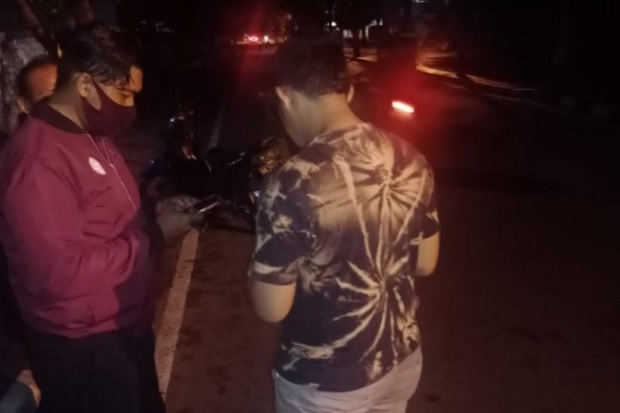 Gerombolan Pemuda di Jogja Berulah, Pemotor Ditendang hingga Jatuh Jalanan