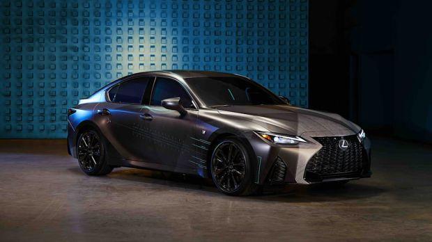 Keren, Lexus Berhasil Buat Mobil dari Gamers Untuk Gamers