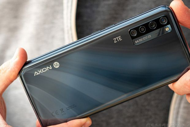ZTE Siapkan Debut Generasi Kedua Ponsel dengan Kamera di Bawah Layar
