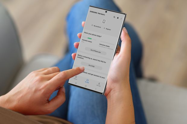 Samsung Get Help, Bisa Service Ponsel Samsung Tanpa ke Service Centre