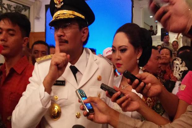 Jakarta Dikepung Banjir, Mantan Gubernur Djarot: Alhamdulillah...!