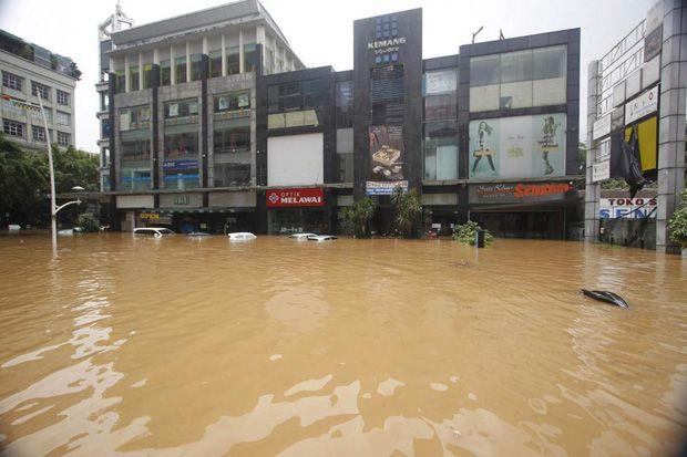 Giring: Anies Tak Pernah Serius Atasi Banjir