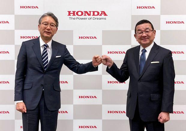 Toshihiro Mibe Siap Gantikan Takahiro Hachigo Pimpin Honda