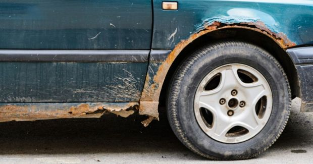 Waspada, Kenali Faktor-Faktor Penyebab Karat Pada Mobil
