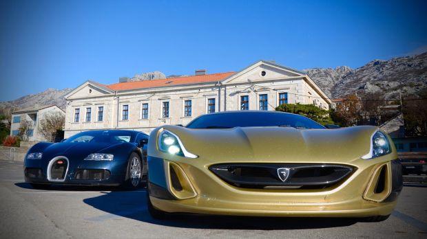 Penjualan Bugatti ke Rimac Akan Segera Terealisasi