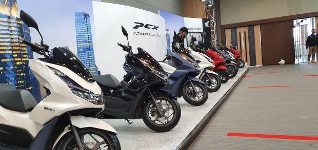 Honda PCX 160 CBS Diprediksi akan Jadi Varian Terlaris Honda