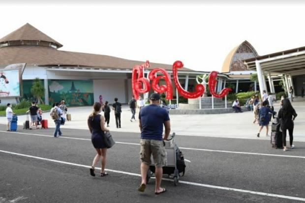 Duh! Trafik Penumpang di Bandara Ngurah Rai Bali Anjlok hingga 90%