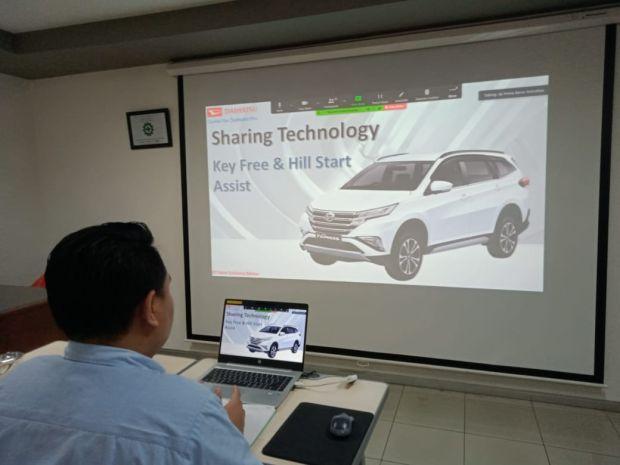 Ratusan Guru SMK di Sumatra Belajar Teknologi Daihatsu