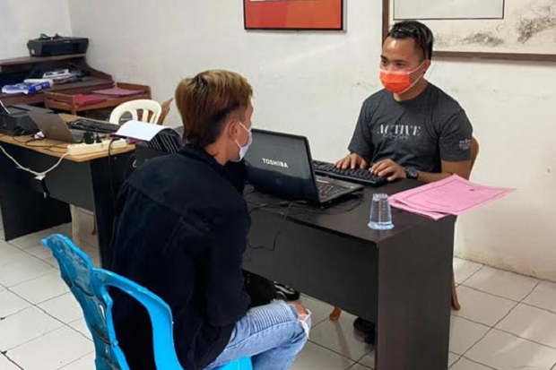 Aniaya Korban Sampai Babak Belur, Jay Ditangkap Polisi
