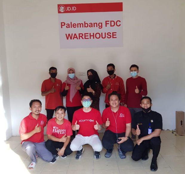 6 Alasan JD.ID Membuka Warehouse ke-13 di Kota Palembang