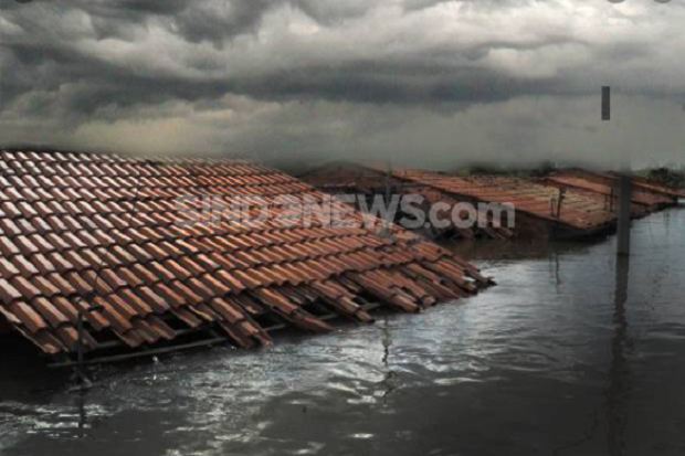 Banjir Karawang, Kepala BNPB DOni Monardo Soroti Permasalahan Limbah Industri dan Rumah Tangga
