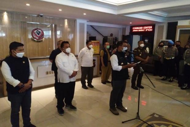 Bodebek-Bandung Raya Prioritas Vaksinasi Tahap II, Lansia Terima Layanan Khusus