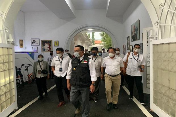 Bertemu Ridwan Kamil, Sandiaga Uno Pastikan Pembangunan KEK Lido Berjalan Lancar