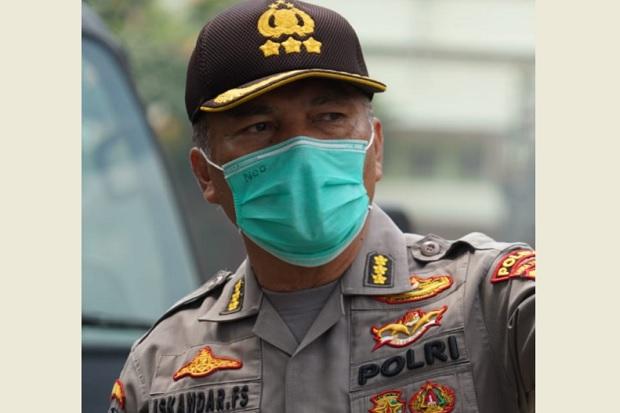 2 Oknum Polisi Ditangkap karena Sabu, Kapolda Jateng Perintahkan Dipecat