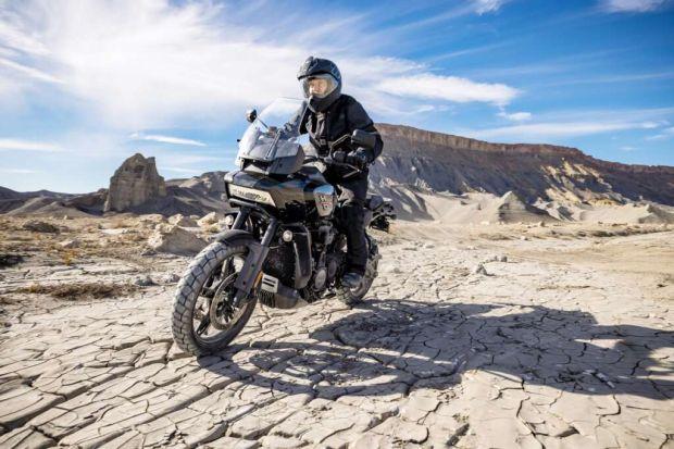 Resmi Meluncur, Harley-Davidson Pan America Incar Orang Kaya Gemar Berpetualang