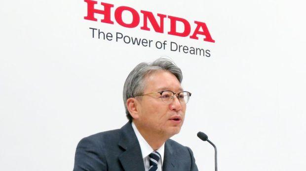 Toshihiro Mibe Resmi Pimpin Honda