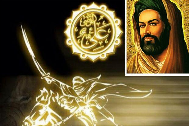 Sering Sujud, Kulit Kening Ali bin Abu Thaib Menebal dan Keras Kehitam-hitaman
