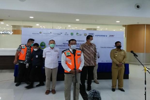Resmi Layani Angkutan Kargo, Ridwan Kamil Ingin Ekspor Jabar dan Sebagian Jateng dari BIJB