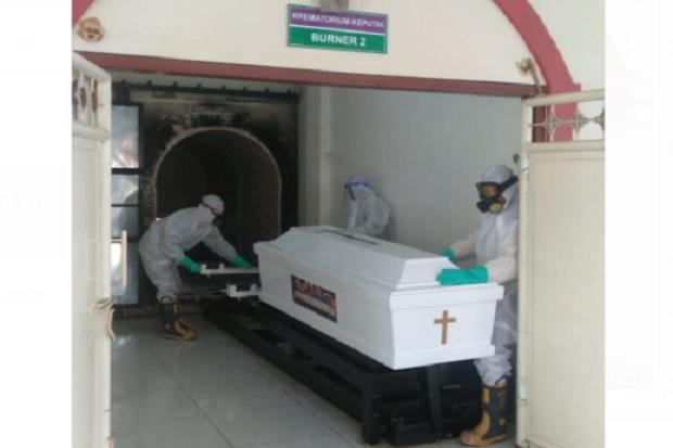 Kisah Sopir Ambulans LMI Antar Ratusan Jenazah COVID-19 Tanpa Pandang Keyakinan