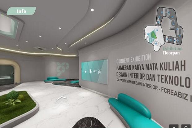 Asyiknya Unjuk Karya Desain Interior Secara Virtual