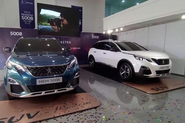 Peugeot 3008 dan 5008 Ludes Terjual di Indonesia