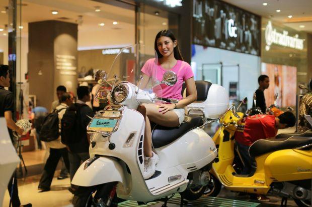 Ini Alasan Piaggio Indonesia Tak Aktif di Dunia Modifikasi
