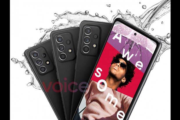 Bocoran Baru Benarkan Samsung Galaxy A52 5G Tahan Air